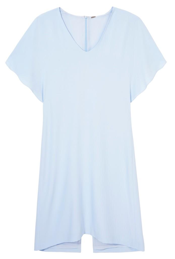Adam Lippes_Blue dress_THEOUTNET.COM