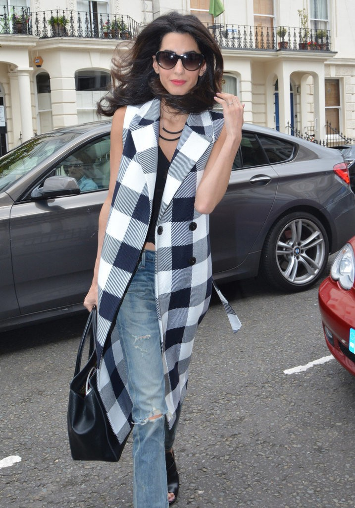 Amal-Clooney-Checked-Vest-Outfit (2)