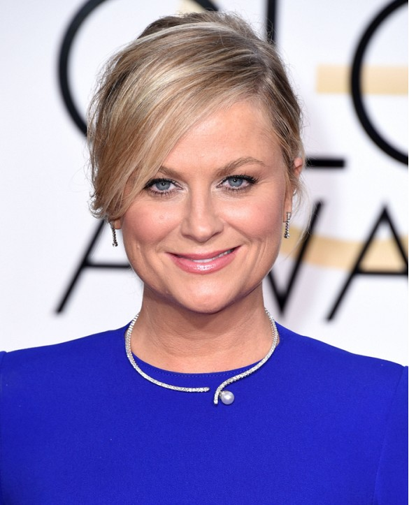 Amy Poehler - Jewelry