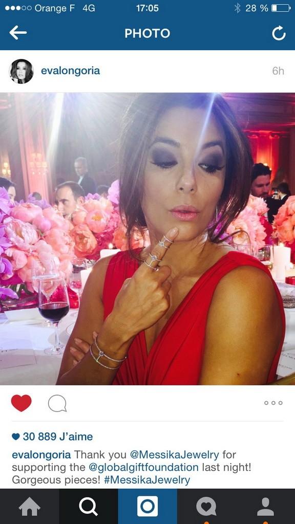 Eva Longoria - Instagram