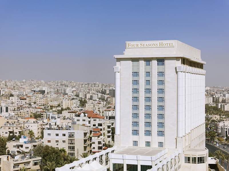 FSH Amman - Exterior