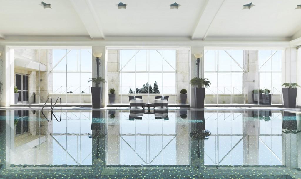 FSH Amman - Indoor Swimming Pool