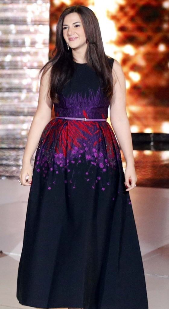 MBC4 & MBC MASR - The X Factor - Jury Entrance (2)