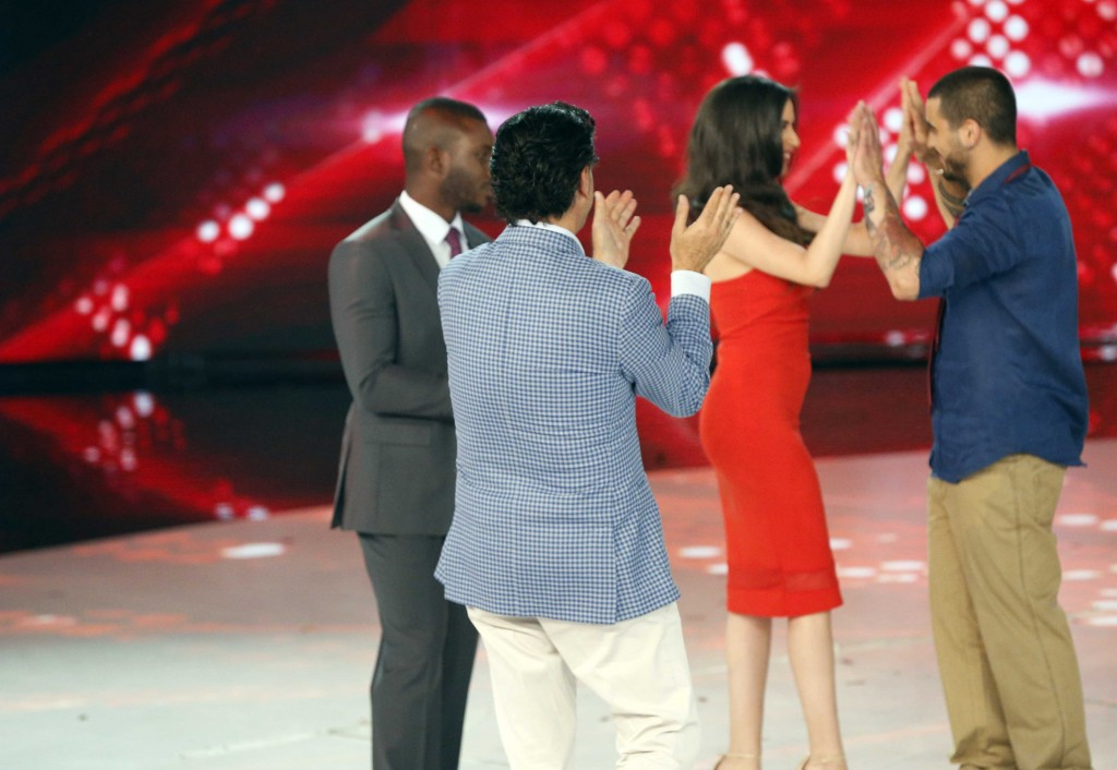 MBC4 & MBC MASR - The X Factor - Live 8 Results (2)