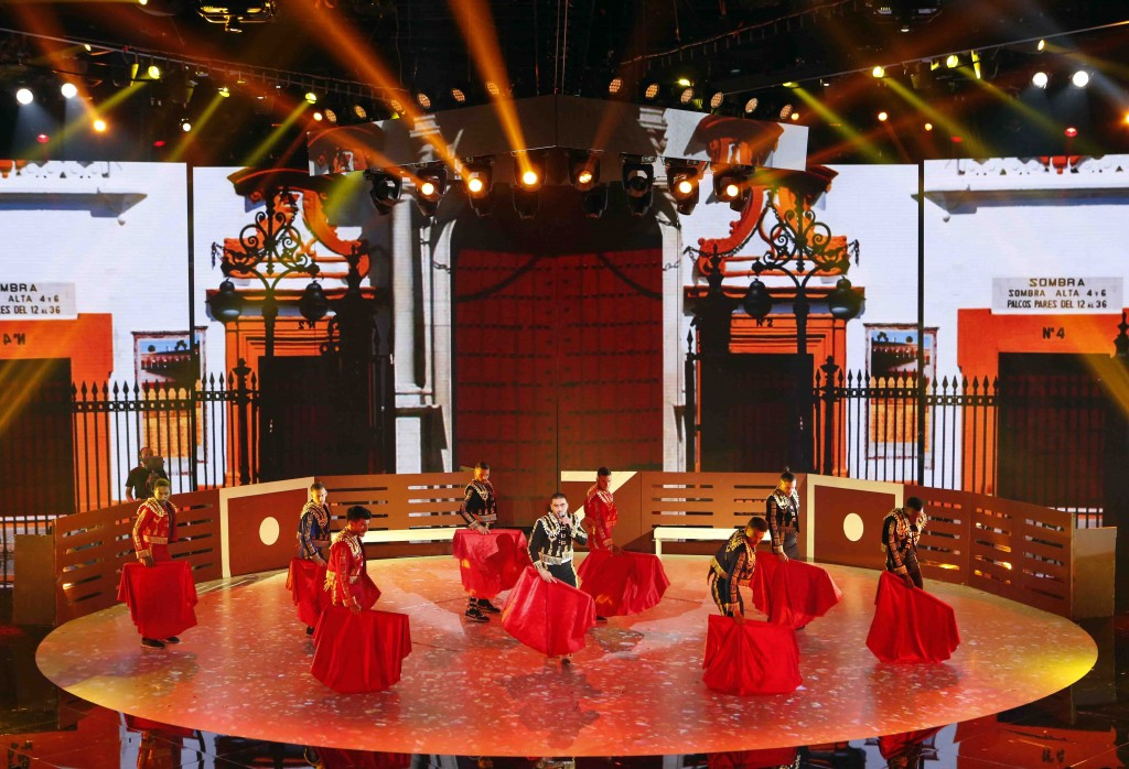 MBC4 & MBC MASR - The X Factor - Solo International Category - Nedjim Maatallah- Team  Ragheb Alameh (1)