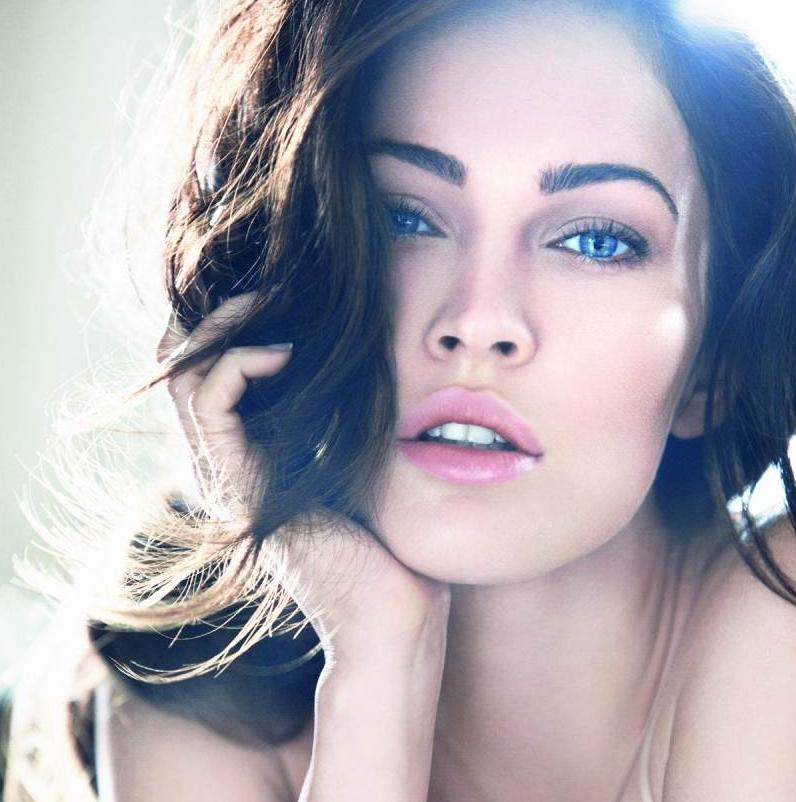 Megan Fox Giorgio Armani 2011 Campaign Preview