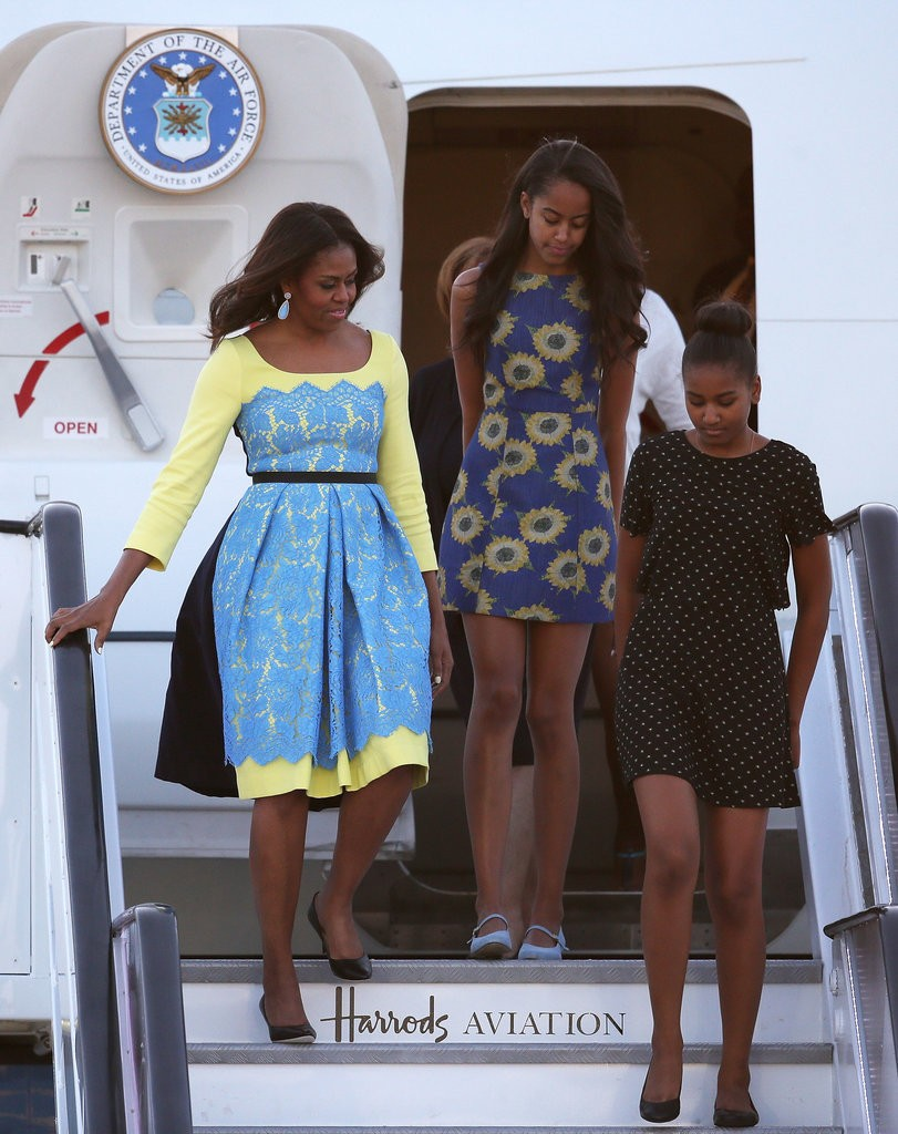 Michelle-Obama-Daughters-Europe-June-2015-Pictures