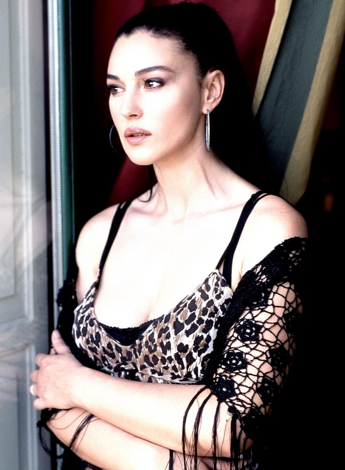 Monica Bellucci - Philippe Cometti Photshoot 12