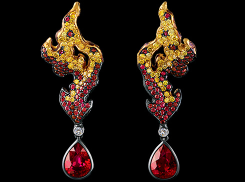 The Jewellery Theatre Earrings