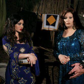 haifa-wehbe-fifi-abdo-mawled-w-sahbo-ghayeb