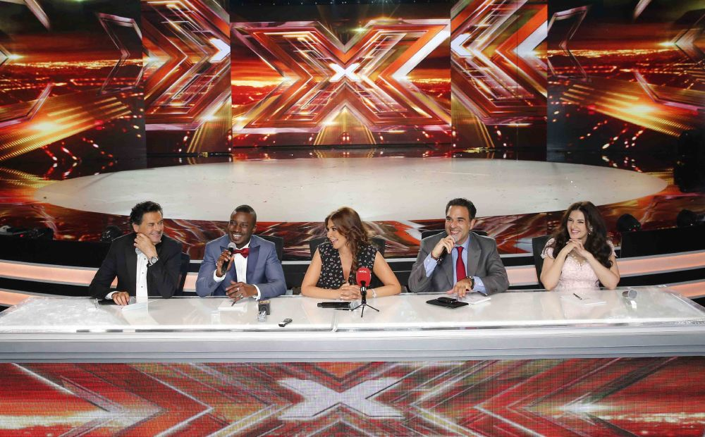 resized_MBC4 & MBC MASR - The X Factor Finale - Press Conference