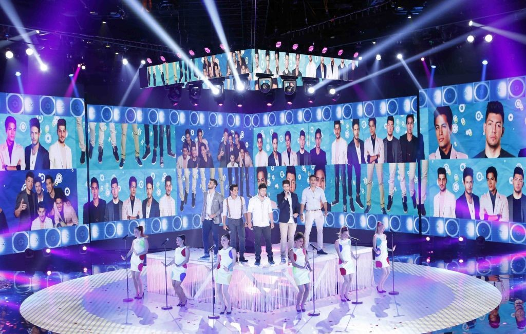 resized_MBC4 & MBC MASR - The X Factor - Groups - The 5- Team Dunia (3)