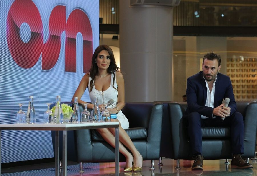 resized_OSN 24 Carat - Cyrine and Bassem interviewed.