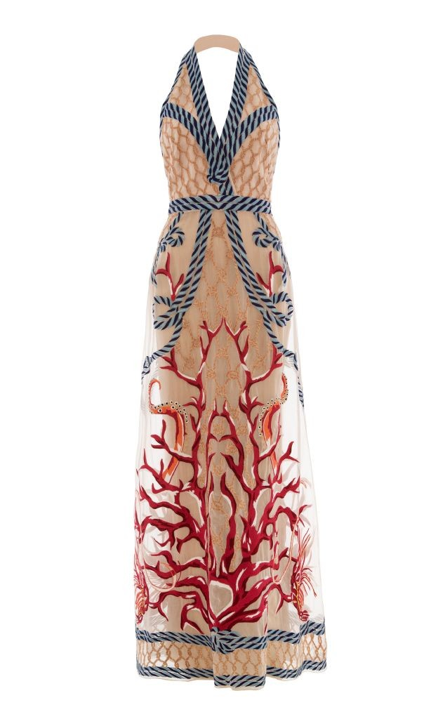 resized_Temperley London- coral dress