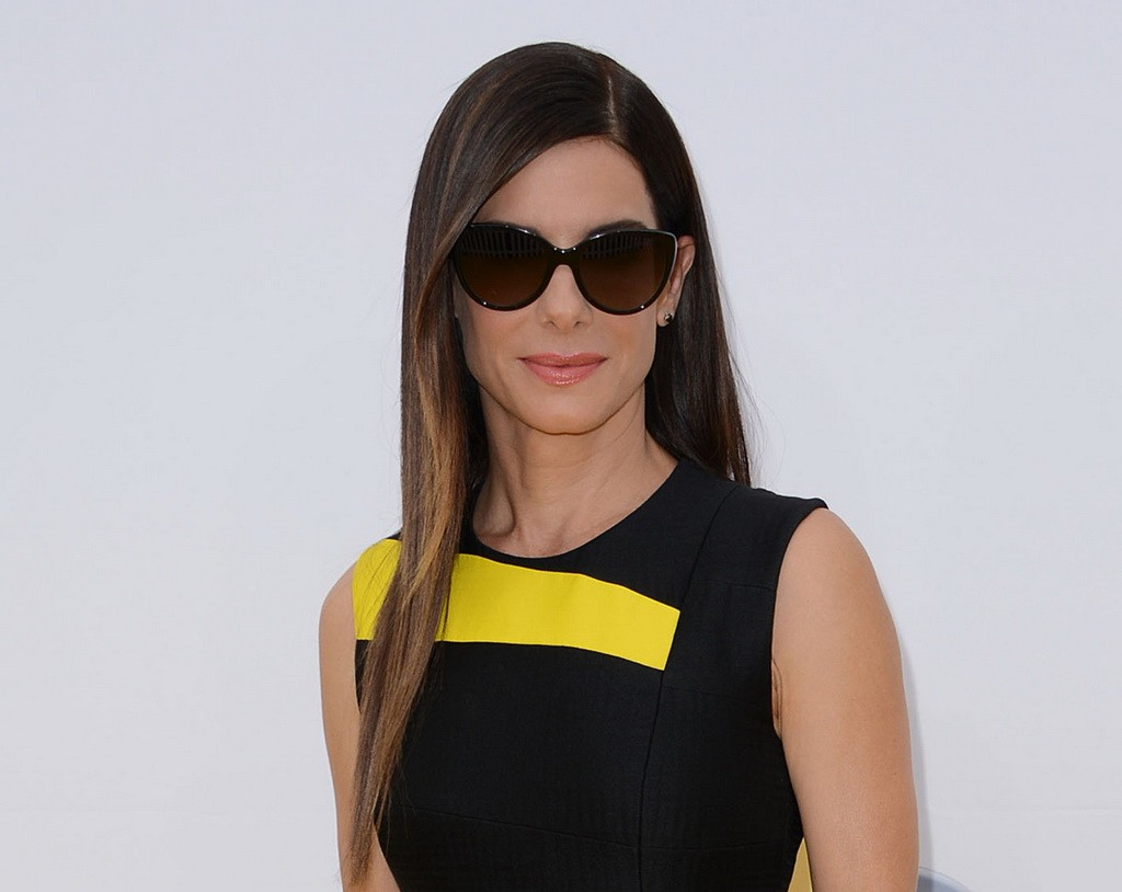 Sandra Bullock and Jon Hamm attend the 'Minions' premiere **USA, Australia, New Zealand ONLY**
