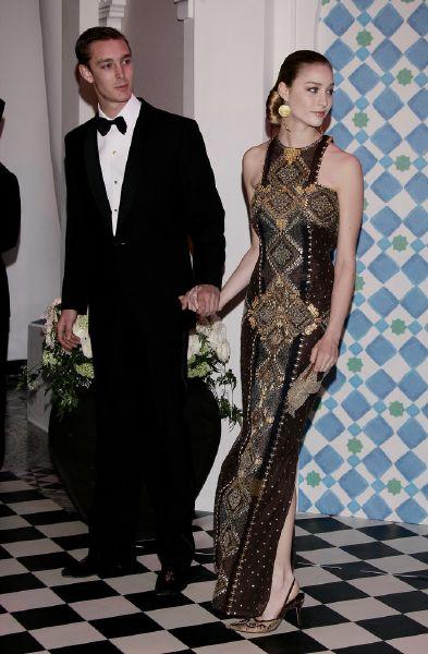 إمارة موناكو تحتفل بزفاف بيير كاسيراجي وبياتريس بوروميو (12)