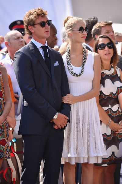 إمارة موناكو تحتفل بزفاف بيير كاسيراجي وبياتريس بوروميو (13)