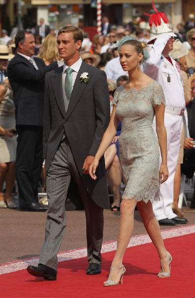 إمارة موناكو تحتفل بزفاف بيير كاسيراجي وبياتريس بوروميو (18)