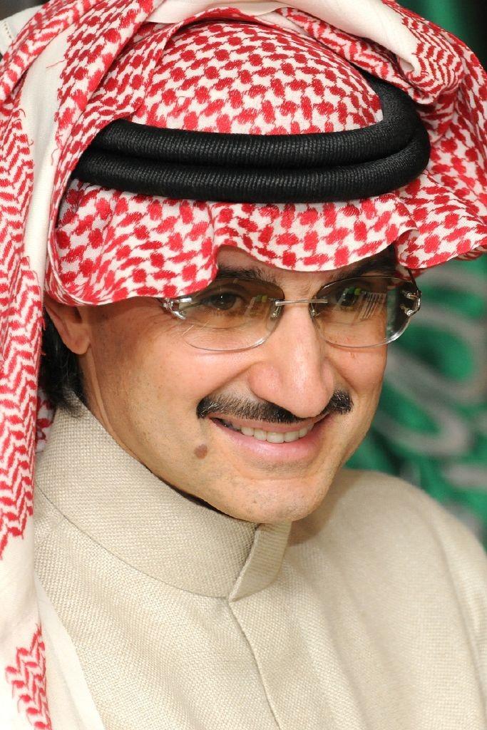 الأمير الوليد بن طلال (1)