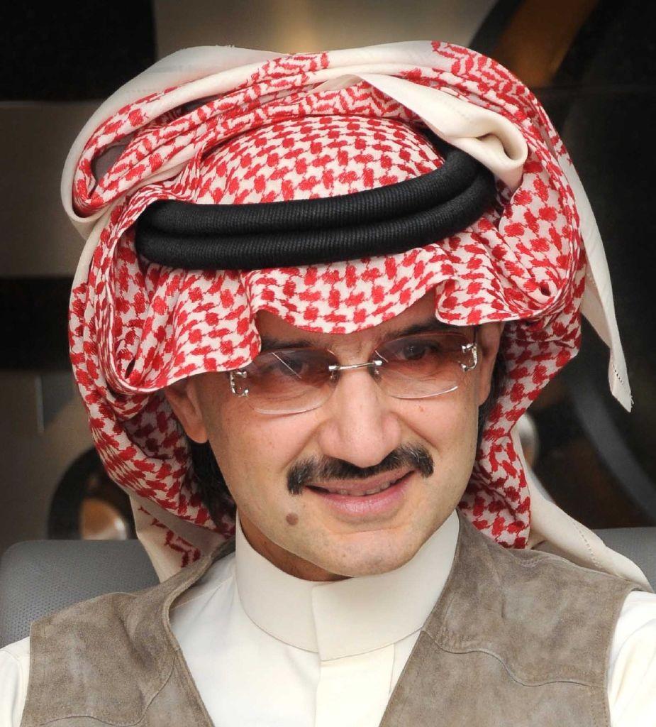 الأمير الوليد بن طلال (2)