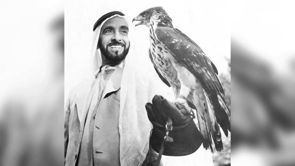 الشيخ زايد بن سلطان آل نهيان (4)