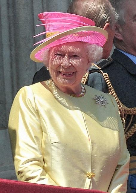 الملكة إليزابيث تحي المحاربين القدامى في الذكرى الخامسة والسبعين  (1)
