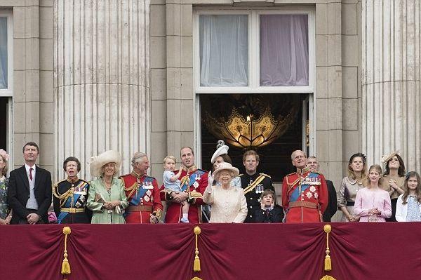 تعميد الأميرة تشارلوت  (3)