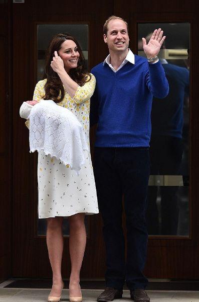 تعميد الأميرة تشارلوت  (7)
