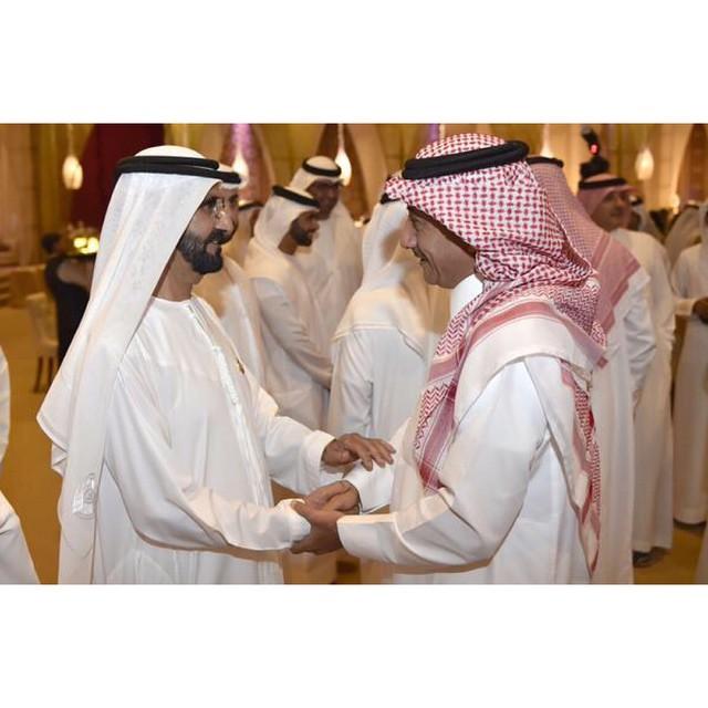 حفل إفطار الشيخ محمد بن راشد آل مكتوم (10)
