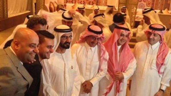 حفل إفطار الشيخ محمد بن راشد آل مكتوم (4)