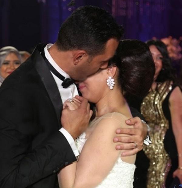 حفل زفاف آيتن عامر (2)