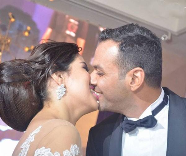 حفل زفاف آيتن عامر (6)