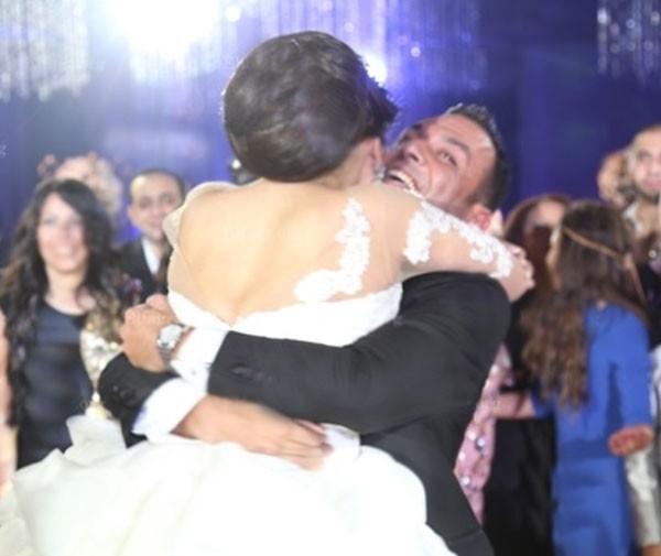حفل زفاف آيتن عامر (7)