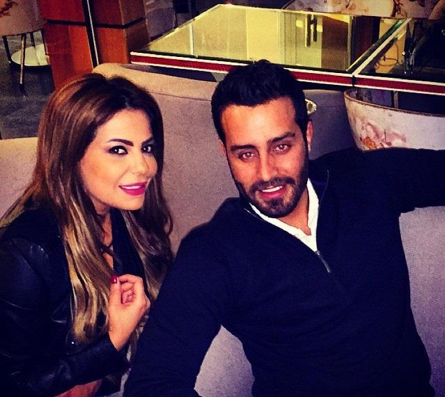 سعد رمضان يعترف بحبه لـليليا الأطرش (1)