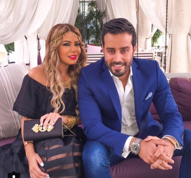 سعد رمضان يعترف بحبه لـليليا الأطرش (2)