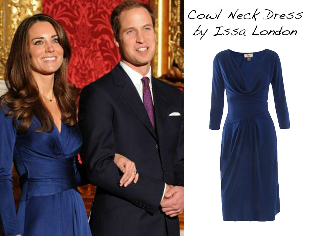 فستان خطوبة كيت ميدلتون للبيع مجددا  (5)