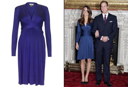 فستان خطوبة كيت ميدلتون للبيع مجددا  (7)