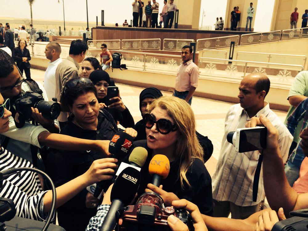مصر تشيع عمر الشريف (1)