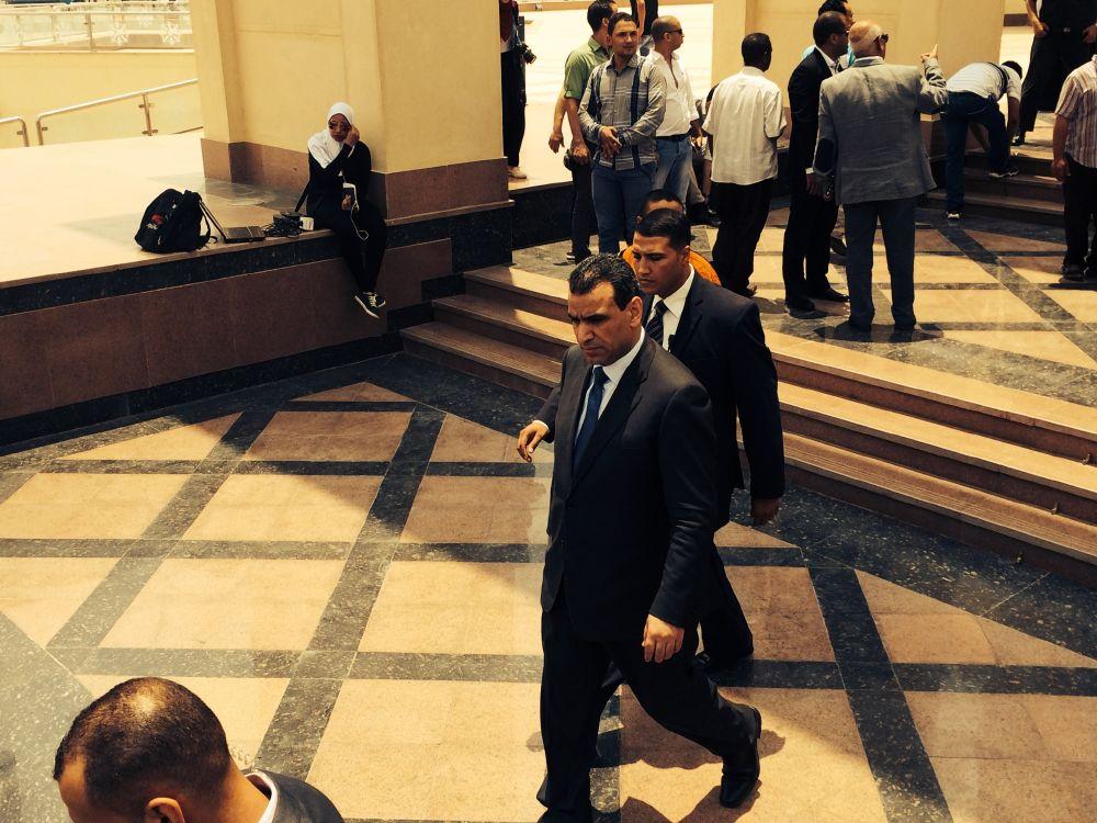 مصر تشيع عمر الشريف (3)