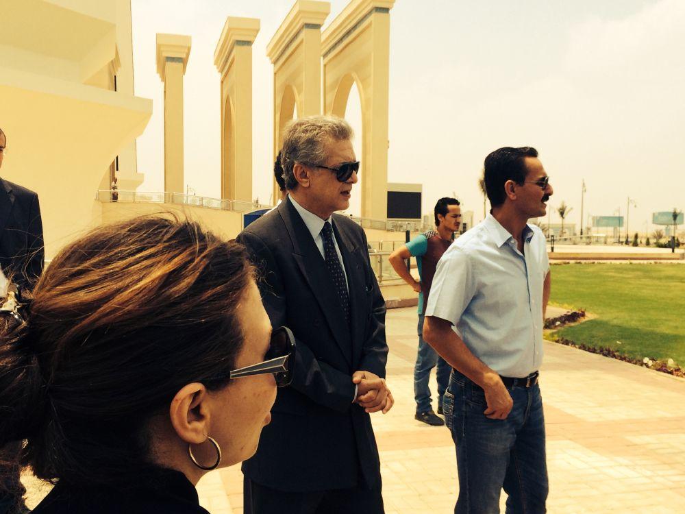 مصر تشيع عمر الشريف (9)