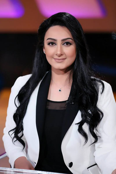 هيفاء حسين بلوك هادئ