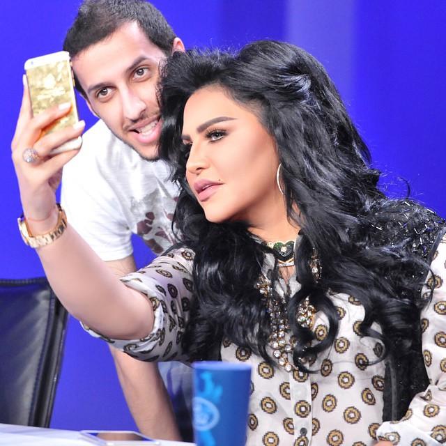 احلام خواننده ایرانی أحلام تغيظ الصائمين بفيديو حلويات
