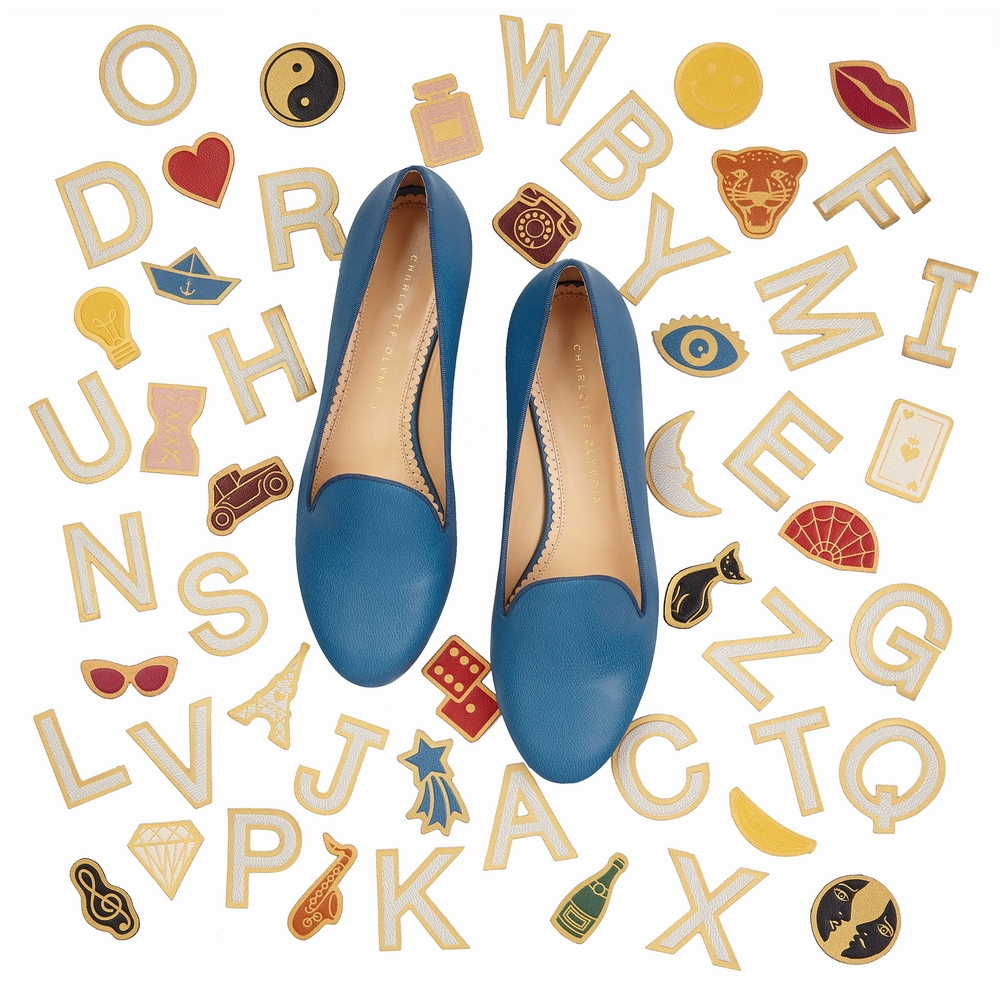 Charlotte Olympia ABC collection