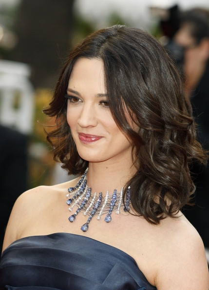 Chopard Necklace - Asia Argento