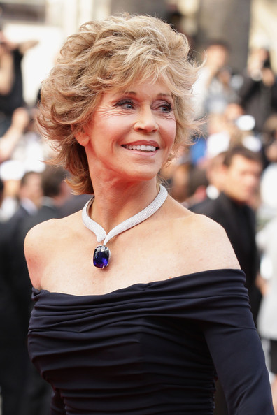 Chopard Necklace - Jane Fonda