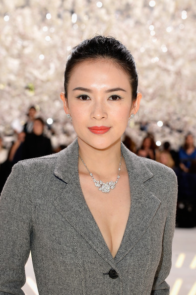 Christian Dior Necklace - Zhang Ziyi