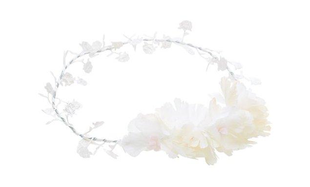 Cream dream headband