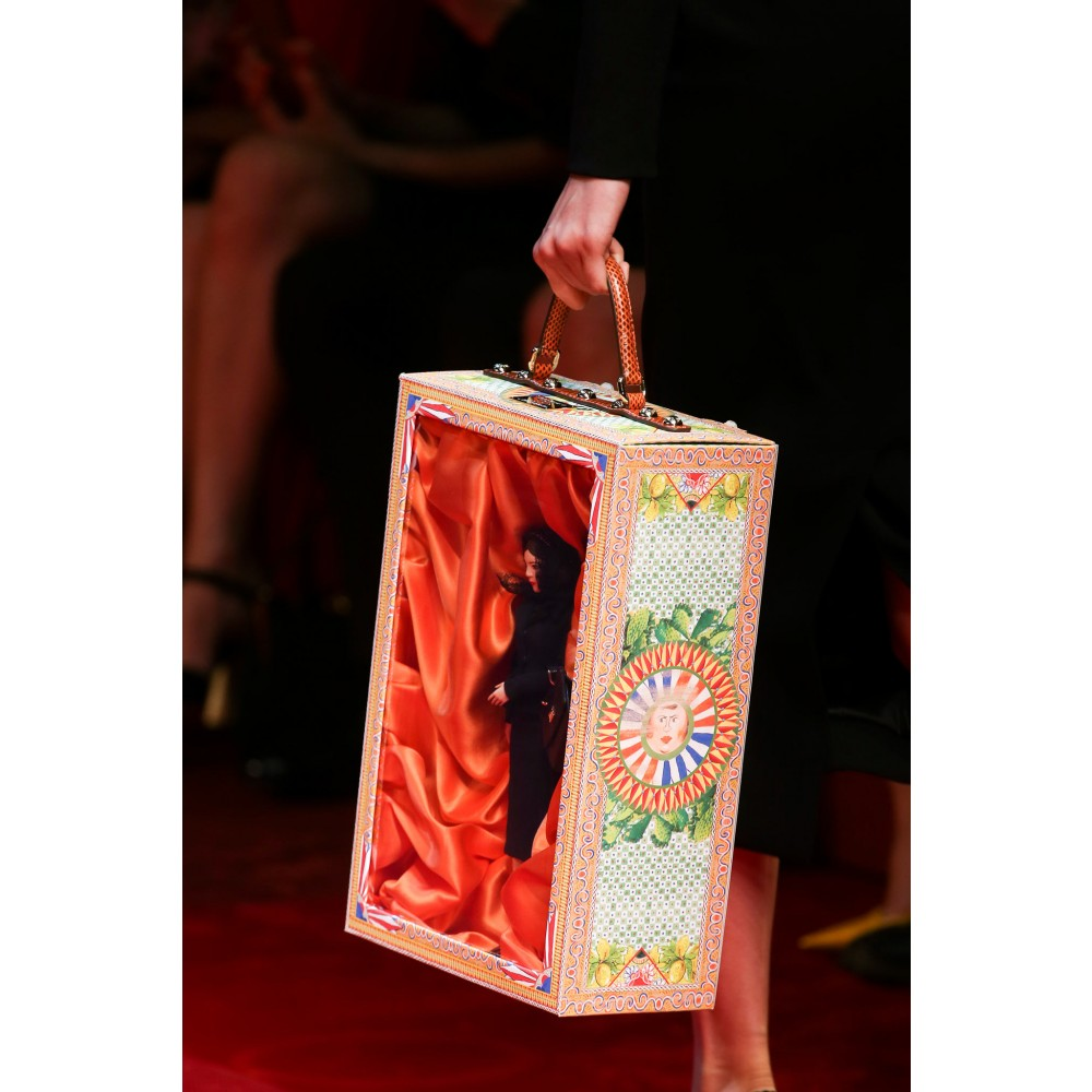 Dolce&Gabbana runway ss15