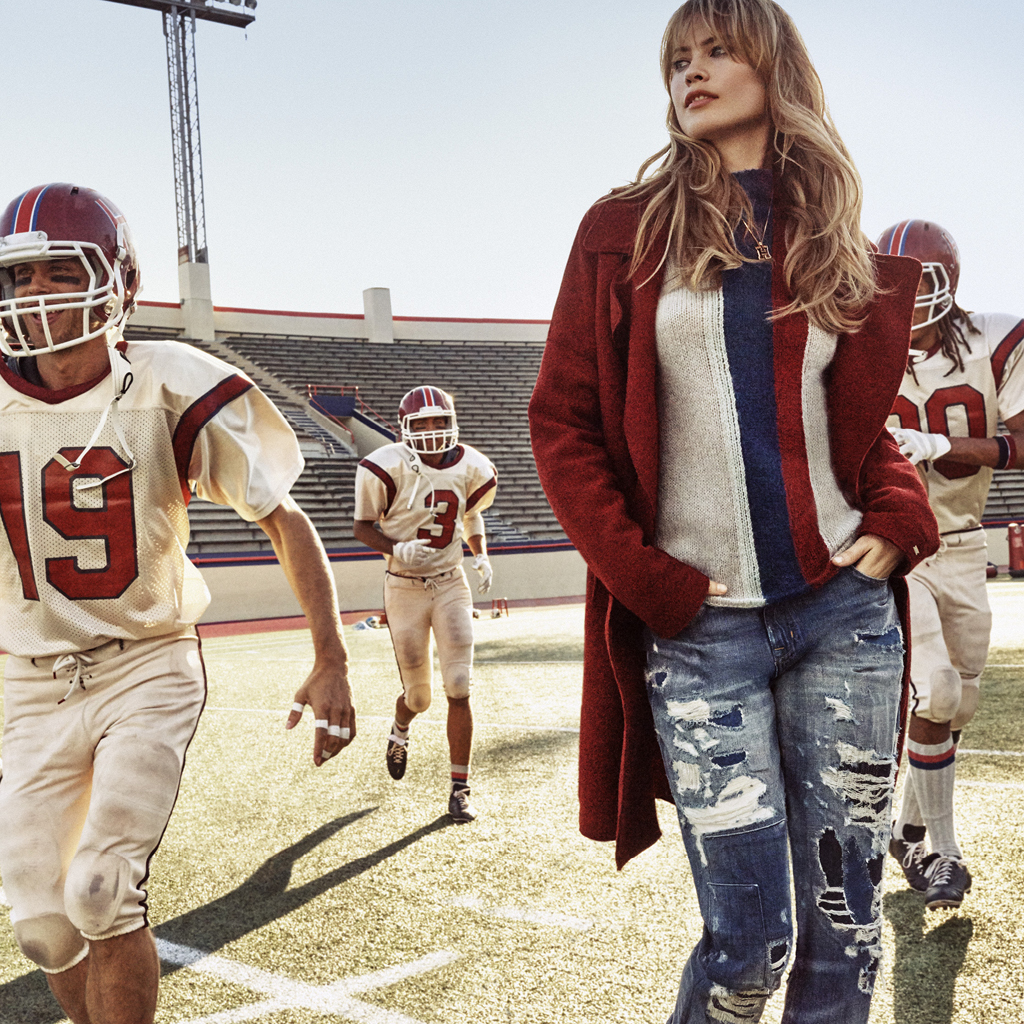 IG photo - Tommy Hilfiger FW15 Campaign - Team Hilfiger[2]