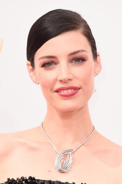 Jessica Pare - Fred Leighton Necklace